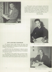 Page 13, 1958 Edition, Central High School - El Centro Yearbook (Fresno, CA) online yearbook collection