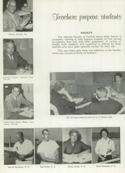 Page 14, 1958 Edition, Central High School - El Centro Yearbook (Fresno, CA) online yearbook collection
