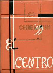1959 Edition, Central High School - El Centro Yearbook (Fresno, CA)