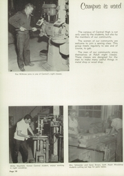 Page 14, 1959 Edition, Central High School - El Centro Yearbook (Fresno, CA) online yearbook collection