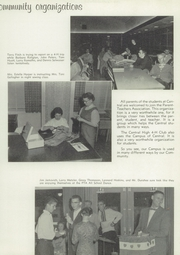 Page 15, 1959 Edition, Central High School - El Centro Yearbook (Fresno, CA) online yearbook collection