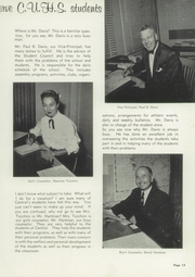 Page 17, 1959 Edition, Central High School - El Centro Yearbook (Fresno, CA) online yearbook collection