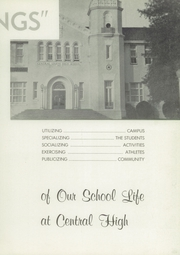 Page 7, 1959 Edition, Central High School - El Centro Yearbook (Fresno, CA) online yearbook collection