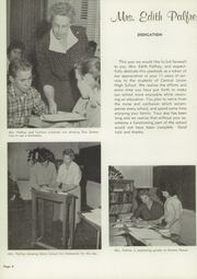 Page 8, 1959 Edition, Central High School - El Centro Yearbook (Fresno, CA) online yearbook collection