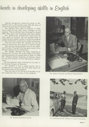 Page 9, 1959 Edition, Central High School - El Centro Yearbook (Fresno, CA) online yearbook collection
