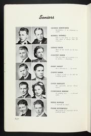 Page 12, 1939 Edition, E R Snyder Continuation High School - Annual Yearbook (Fresno, CA) online yearbook collection