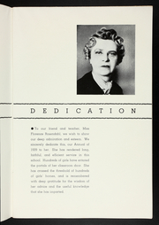 Page 7, 1939 Edition, E R Snyder Continuation High School - Annual Yearbook (Fresno, CA) online yearbook collection
