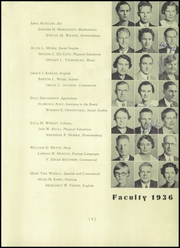 Page 17, 1936 Edition, Washington Union High School - Washingtonian Yearbook (Fresno, CA) online yearbook collection