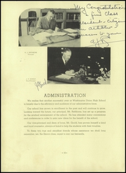 Page 16, 1938 Edition, Washington Union High School - Washingtonian Yearbook (Fresno, CA) online yearbook collection