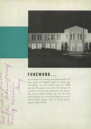 Page 8, 1942 Edition, Washington Union High School - Washingtonian Yearbook (Fresno, CA) online yearbook collection