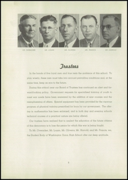 Page 12, 1943 Edition, Washington Union High School - Washingtonian Yearbook (Fresno, CA) online yearbook collection