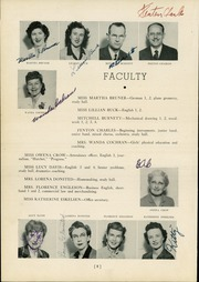 Page 14, 1945 Edition, Washington Union High School - Washingtonian Yearbook (Fresno, CA) online yearbook collection