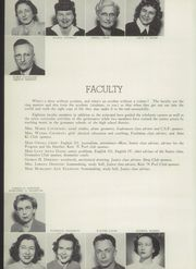 Page 10, 1946 Edition, Washington Union High School - Washingtonian Yearbook (Fresno, CA) online yearbook collection