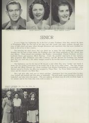 Page 14, 1946 Edition, Washington Union High School - Washingtonian Yearbook (Fresno, CA) online yearbook collection