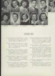 Page 16, 1946 Edition, Washington Union High School - Washingtonian Yearbook (Fresno, CA) online yearbook collection