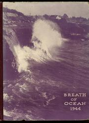 Page 1, 1944 Edition, Fort Bragg High School - Breath of Ocean Yearbook (Fort Bragg, CA) online yearbook collection
