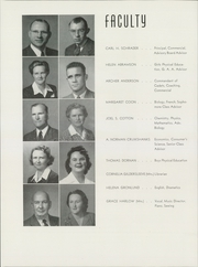 Page 14, 1944 Edition, Fort Bragg High School - Breath of Ocean Yearbook (Fort Bragg, CA) online yearbook collection