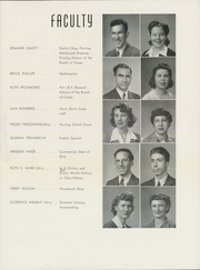Page 15, 1944 Edition, Fort Bragg High School - Breath of Ocean Yearbook (Fort Bragg, CA) online yearbook collection