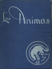 Page 1, 1945 Edition, Gilroy High School - Las Animas Yearbook (Gilroy, CA) online yearbook collection