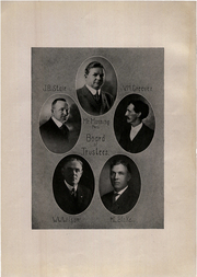 Page 11, 1919 Edition, Citrus Union High School - La Palma Yearbook (Glendora, CA) online yearbook collection
