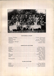Page 16, 1919 Edition, Citrus Union High School - La Palma Yearbook (Glendora, CA) online yearbook collection