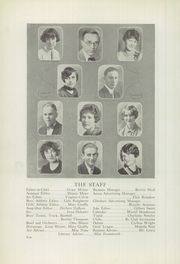 Page 14, 1927 Edition, Citrus Union High School - La Palma Yearbook (Glendora, CA) online yearbook collection
