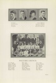Page 15, 1927 Edition, Citrus Union High School - La Palma Yearbook (Glendora, CA) online yearbook collection