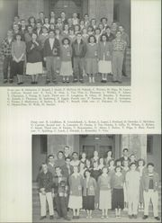 Page 38, 1950 Edition, Citrus Union High School - La Palma Yearbook (Glendora, CA) online yearbook collection