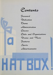 Page 13, 1956 Edition, Citrus Union High School - La Palma Yearbook (Glendora, CA) online yearbook collection