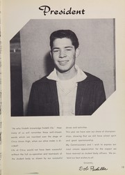 Page 17, 1956 Edition, Citrus Union High School - La Palma Yearbook (Glendora, CA) online yearbook collection