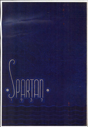 Page 1, 1937 Edition, Gonzales High School - Spartan Yearbook (Gonzales, CA) online yearbook collection