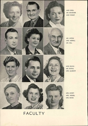 Page 12, 1944 Edition, Gonzales High School - Spartan Yearbook (Gonzales, CA) online yearbook collection