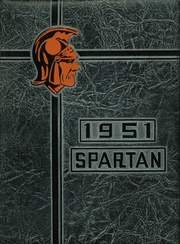 Gonzales High School - Spartan Yearbook (Gonzales, CA) online yearbook collection, 1951 Edition, Page 1