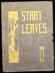 1927 Edition, Grass Valley High School - Stray Leaves Yearbook (Grass Valley, CA)