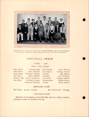 Page 10, 1934 Edition, Grass Valley High School - Stray Leaves Yearbook (Grass Valley, CA) online yearbook collection