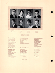 Page 16, 1934 Edition, Grass Valley High School - Stray Leaves Yearbook (Grass Valley, CA) online yearbook collection