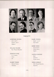 Page 14, 1936 Edition, Grass Valley High School - Stray Leaves Yearbook (Grass Valley, CA) online yearbook collection