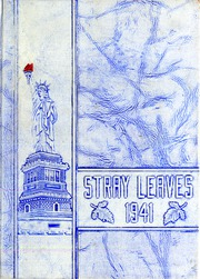 1941 Edition, Grass Valley High School - Stray Leaves Yearbook (Grass Valley, CA)
