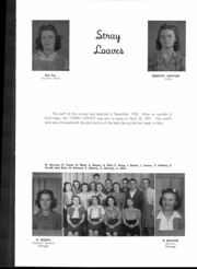 Page 12, 1941 Edition, Grass Valley High School - Stray Leaves Yearbook (Grass Valley, CA) online yearbook collection
