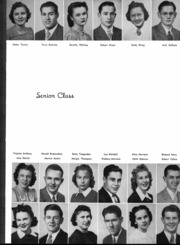 Page 16, 1941 Edition, Grass Valley High School - Stray Leaves Yearbook (Grass Valley, CA) online yearbook collection