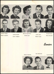 Page 12, 1948 Edition, Gustine High School - Redskin Yearbook (Gustine, CA) online yearbook collection