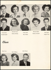Page 13, 1948 Edition, Gustine High School - Redskin Yearbook (Gustine, CA) online yearbook collection