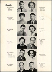 Page 8, 1948 Edition, Gustine High School - Redskin Yearbook (Gustine, CA) online yearbook collection