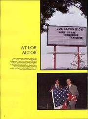 Page 10, 1976 Edition, Los Altos High School - Los Recuerdos Yearbook (Hacienda Heights, CA) online yearbook collection