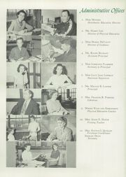 Page 12, 1949 Edition, Mount Vernon High School - Surveyor Yearbook (Alexandria, VA) online yearbook collection
