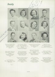 Page 16, 1949 Edition, Mount Vernon High School - Surveyor Yearbook (Alexandria, VA) online yearbook collection