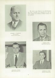 Page 14, 1952 Edition, Mount Vernon High School - Surveyor Yearbook (Alexandria, VA) online yearbook collection