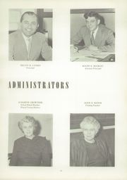 Page 15, 1952 Edition, Mount Vernon High School - Surveyor Yearbook (Alexandria, VA) online yearbook collection