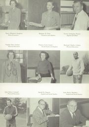Page 17, 1952 Edition, Mount Vernon High School - Surveyor Yearbook (Alexandria, VA) online yearbook collection