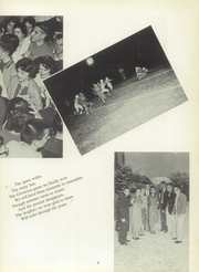 Page 11, 1960 Edition, Mount Vernon High School - Surveyor Yearbook (Alexandria, VA) online yearbook collection